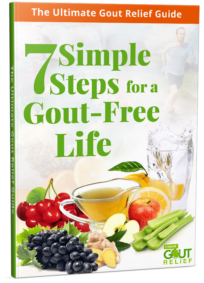 The Ultimate Gout Relief Guide - 7 Simple Steps for a Gout